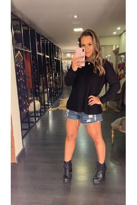 short-curto-jeans-bere