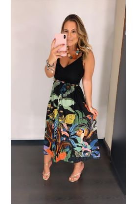 Vestido-Midi-Estampado-Floresta-Real