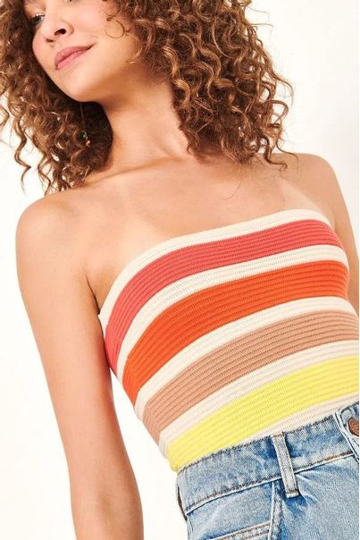 Cropped-Tricot-Listras-Coloridas